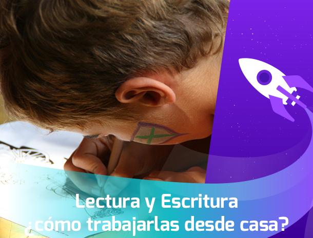 Lectura y Escritura ¿cómo podemos trabajarlas desde casa? - Academia INANP